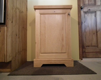 Cabinet in pine. (Cabinet or furniture of extra)