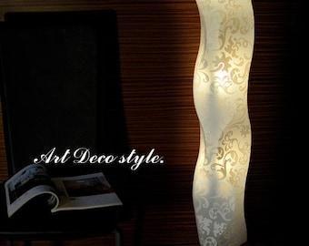 FLOOR LAMP JK132L Contemporary Modern Lighting Home Decor Design Elegant Living