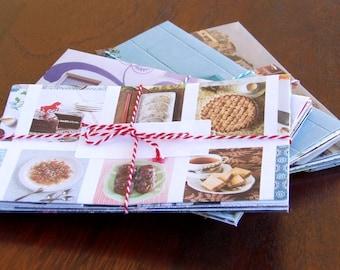 Upcycled Envelopes. Set of 6.