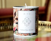 Candle Paisley to the soy wax