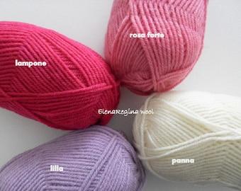 Filato misto lana Marica  50 grammi