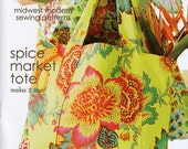 Spice Market Bag - Amy Butler Sewing Pattern