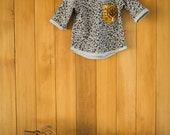 Urban sweater - sizes 3m - 18m
