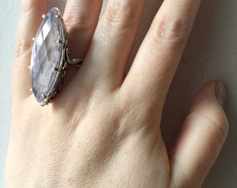 Marquise Rose de France Ring