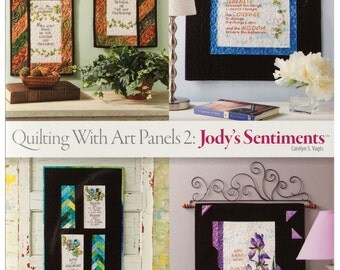 Pattern Booklet - Jody's Sentiments