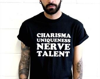 Black and White Drag Race T-Shirt