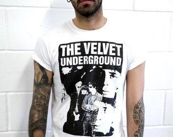 Velvet Underground T-shirt - White