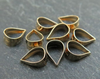 Gold Filled Bail 6mm (CG7061)
