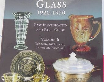 50 Years of Collectible Glass 1920-1970