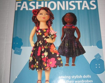 Doll Fashionistas by Ellen Lumpkin Brown, includes DVD, 2009.