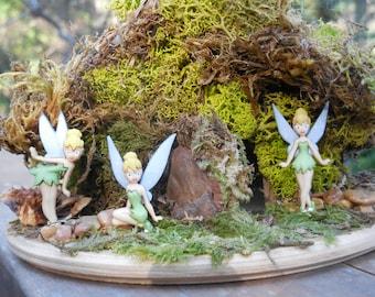 Fairy House Kit w Tinker Bell Fairy