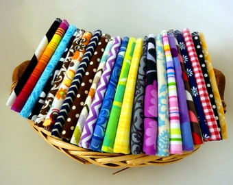 10 Modern Cloth Napkins Reusable Paper Towels -Mixed Unpaper Towels-Everyday Napkin Cloth Paper Towel-Flannel Napkins Paperless Eco Friendly