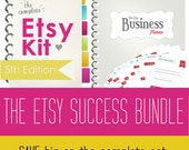 The Complete Etsy Success Bundle - Buy and Save