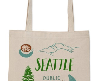 Seattle Everyday Tote