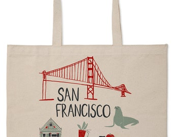 San Francisco Market Tote