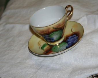 Handpainted Tea Set