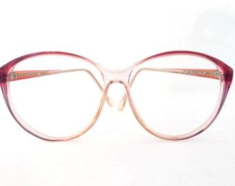vintage eyewear cat eye glasses clothing shoes by bibbysrocket