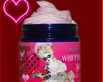 Whipped Cream Body Frosting Soap - Valentines Day Scents!