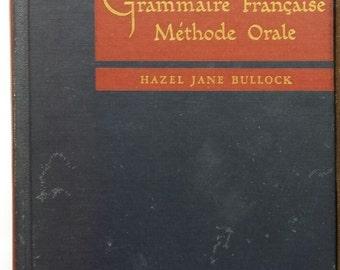 French Grammar 1949