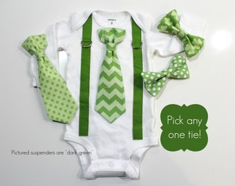 Items similar to St Patrick s Day Baby Clothes Outfit