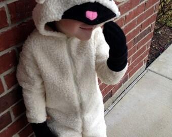 Sheep Costume -- Child