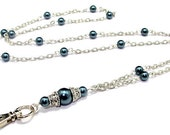 Lanyard- Beautiful Pearls-you choose the color