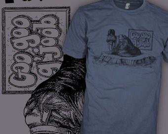 The BEATLES Shirt - John Lennon Shirt - I Am The Walrus Shirt - Goo Goo Gjoob