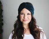 Paisley - Turban Style Headband