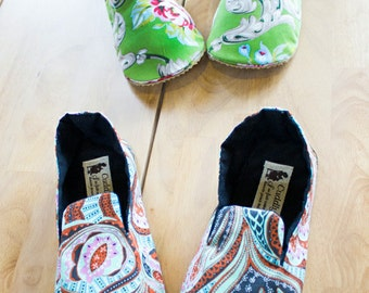 no 712 Mason Women's Shoes PDF Pattern