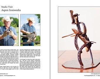 Bucking Bronc Sculpture