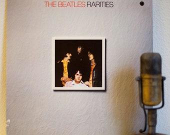 "The Beatles Vinyl Record LP Album 1960s British Pop Rock and Roll John Lennon Paul McCartney ""Rarities"" (1980 Capitol Records re-issue)"