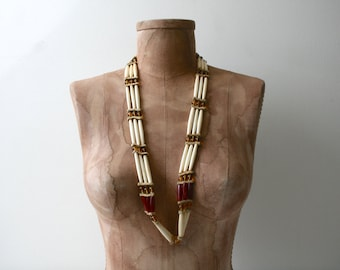 Native American Long Necklace