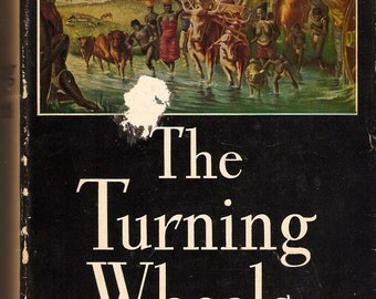 Signed Stuart Cloete The Turning Wheels 1937 HC 1st Boer Wars