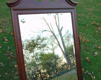 FEDERAL Large Vintage Mirror. Buy as Shown or Choose a Color to Match your Decor, Size 53 x 32