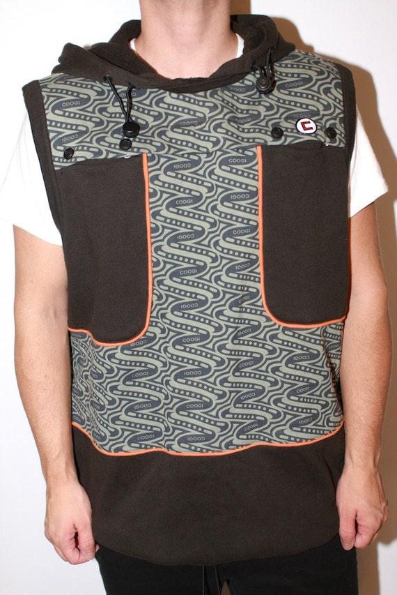 Australia Sweater Vest Australia Sweater Hooded