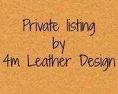 Private Listing For Marisa Rivera
