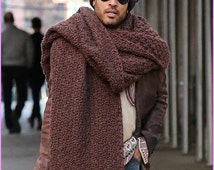 Image result for gigantic thick scarf