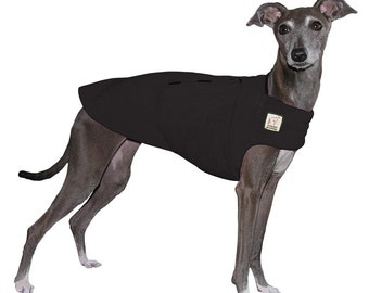 ITALIAN GREYHOUND Tummy Warmer, Fleece Dog Coat, Sweater for Dogs, Italian Greyhound Clothing, Dog Clothes, Dog Jacket, Dog Shirt, Pet Gift
