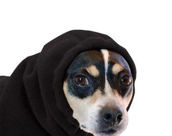 RAT TERRIER Dog Hood, Dog Hat, Snood