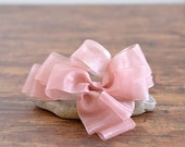 Sunday Pink/Sunday Brown - 30% off on sale simple big bow headband, bowknot headpiece
