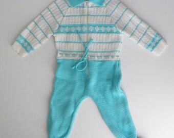 Footed Pajamas Etsy
