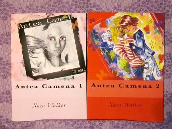 Antea Camena, a boyslove manga zine