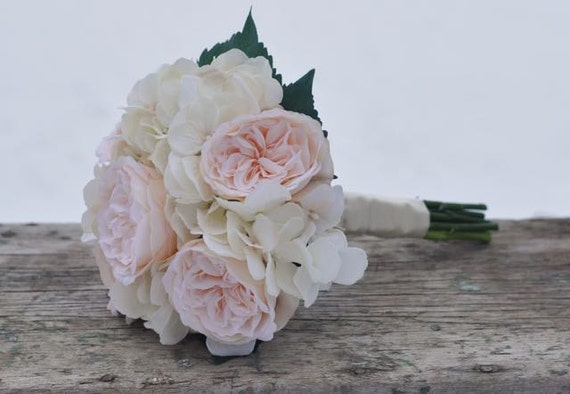 Giardino inglese peach rose con champagne avorio ortensia for Rosa inglese