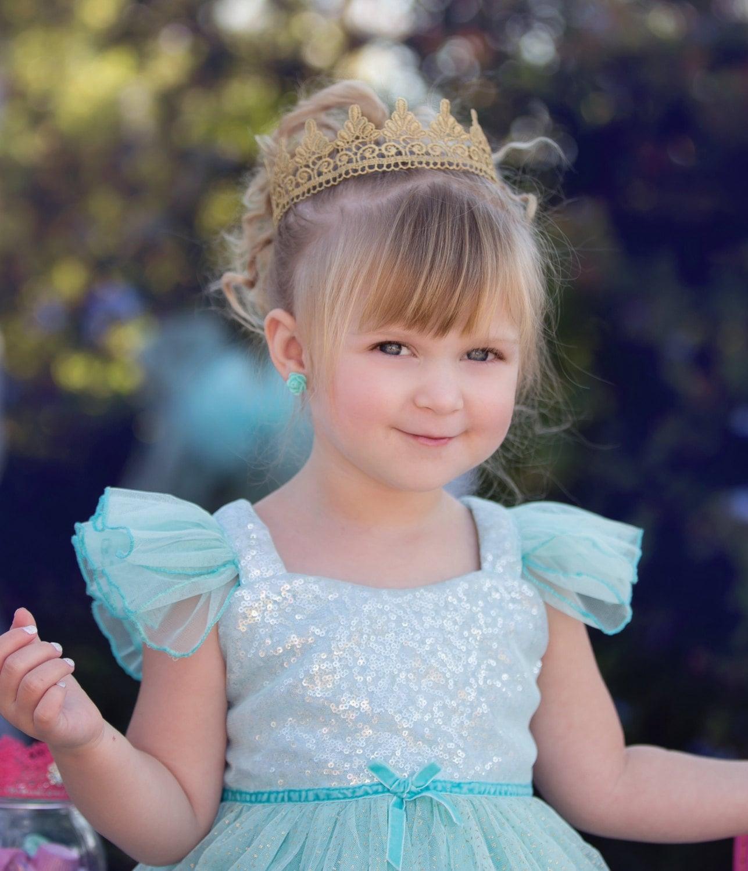 Little Women: Toddler Earring Studs Little Girl Flower Stud Earrings