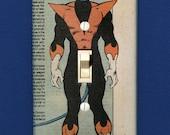 Nightcrawler - Superhero Light Switch Plate