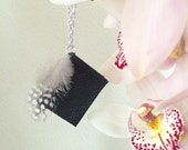 Little Black Book Necklace