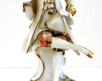 Vintage Victorian Porcelain Figurine.S&C NY,Home Decor,House Warming Gift,Keepsake