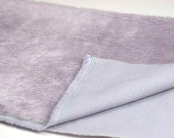 3/4-inch Lavender C65 Straight Schulte Mohair Fabric 1/8 Yard