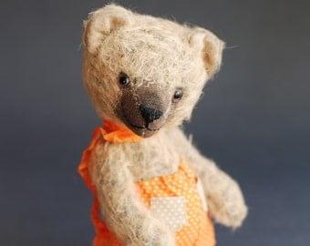 Bender, the teddy bear