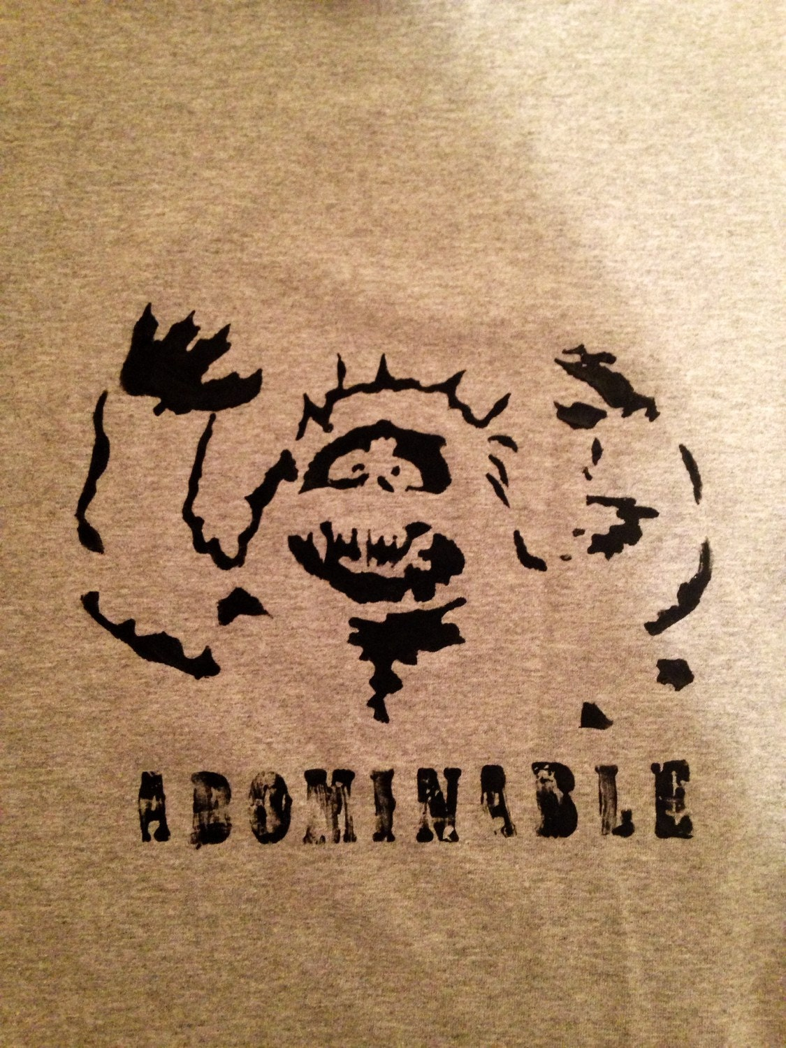 Rudolph the Red-Nosed Reindeer Abominable by BangYoureDeadTshirts